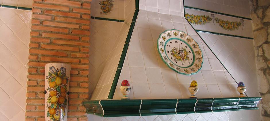 Azulejos de cocina artesanales xavier claur galer a 2 for Azulejos artesanales